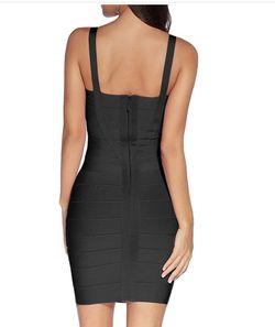 Style B07DJB7WYV Madam Uniq Black Size 12 Nightclub Cocktail Dress on Queenly