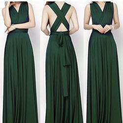 Style B073CGBPLG IWEMEK Green Size 6 Tall Height Wedding Guest Straight Dress on Queenly