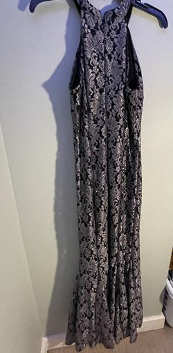 Nightway Gold Size 8 Prom Mermaid Dress on Queenly