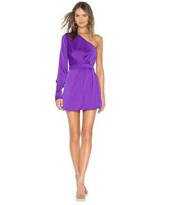 Revolve NBD Purple Size 0 Sorority Formal Cocktail Dress on Queenly