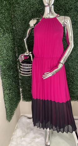 Multicolor Size 12 A-line Dress on Queenly