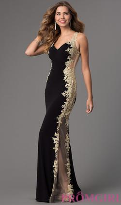Jovani Black Size 6 Sweetheart Prom Nude Straight Dress on Queenly
