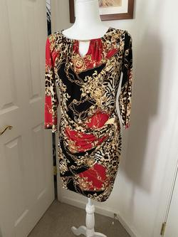 Multicolor Size 6 Cocktail Dress on Queenly