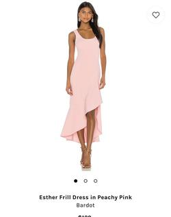 Bardot Pink Size 6 Cocktail Dress on Queenly