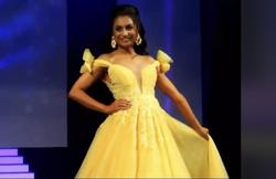 Yellow Size 2 Ball gown on Queenly