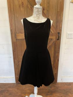 Black Size 10 A-line Dress on Queenly