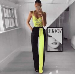 Green Size 2 Jumpsuit Dress on Queenly