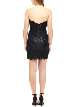 Milano Formals  Black Size 6 Tall Height Cocktail Dress on Queenly
