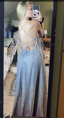 Multicolor Size 4 Side slit Dress on Queenly
