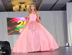 Fernando Wong  Pink Size 00 Ball gown on Queenly