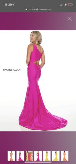 Pink Size 0 Straight Dress on Queenly