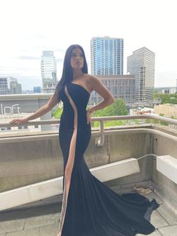 Fernando Wong Black Size 4 Mermaid Dress on Queenly