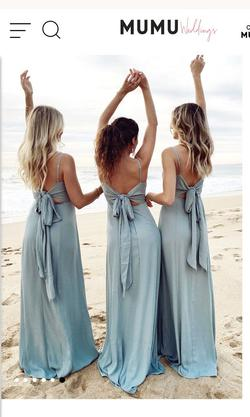 Show Me Your Mumu Light Green Size 0 Bridesmaid Spaghetti Strap Straight Dress on Queenly