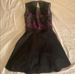 Multicolor Size 4 A-line Dress on Queenly