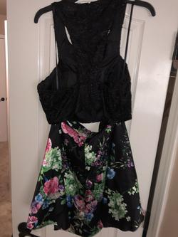 Multicolor Size 10 Mermaid Dress on Queenly