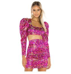 Camila Coelho - Revolve Pink Size 0 Sorority Formal Bodycon Cocktail Dress on Queenly