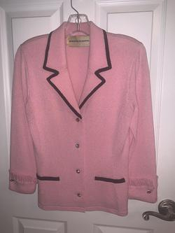Jennifer Roberts Pink Size 6 Homecoming Suit Straight Dress on Queenly