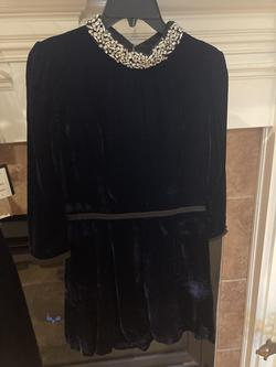 Ark & Co Blue Size 4 Sorority Formal Ark And Co Jumpsuit Dress on Queenly