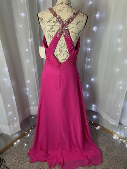 Val stefani Pink Size 12 A-line Dress on Queenly