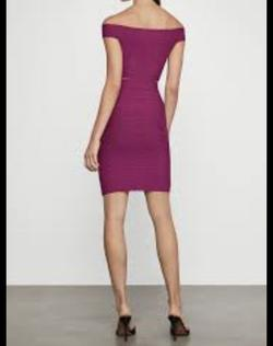 Bcbg Maxazria Pink Size 0 Cocktail Dress on Queenly