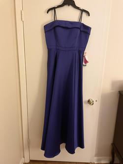Purple Size 14 Ball gown on Queenly