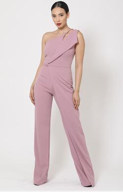 Pink Size 2 Romper/Jumpsuit Dress on Queenly