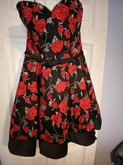 Lafemme Multicolor Size 12 Cocktail Dress on Queenly