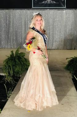 Sherri Hill Gold Size 12 Prom Pageant Mermaid Dress on Queenly