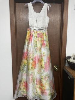 Multicolor Size 6 A-line Dress on Queenly