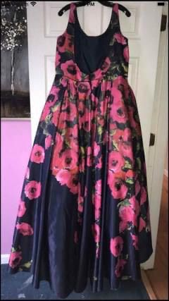 Multicolor Size 18 Ball gown on Queenly