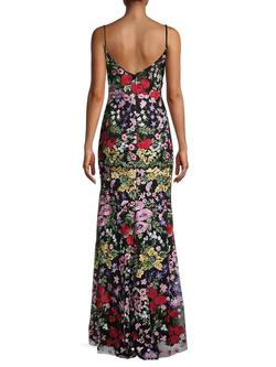 Mac Duggal Multicolor Size 0 Straight Dress on Queenly