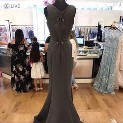 Jovani Black Size 00 Prom Keyhole Mermaid Dress on Queenly