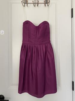 Devlin Purple Size 4 Cocktail Dress on Queenly