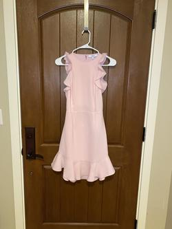Likely Light Pink Size 4 Cocktail Dress on Queenly