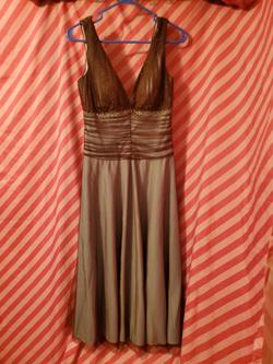 JS Boutique Multicolor Size 8 Prom A-line Dress on Queenly