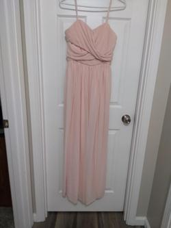 Tevolio Pink Size 8 Pockets Straight Dress on Queenly