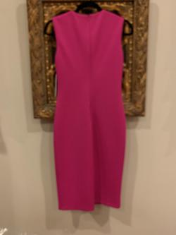 Eliza J Pink Size 2 Interview Cocktail Dress on Queenly