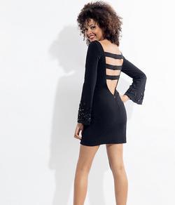 Rachel Allan Black Size 4 Cocktail Dress on Queenly