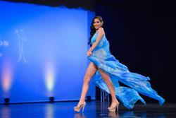 Bikini Blue Size 0 Jumpsuit Dress on Queenly